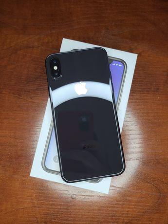ІДЕАЛЬНИЙ Apple iPhone X 256Gb Space Gray Neverlock з ГАРАНТІЄЮ!!!