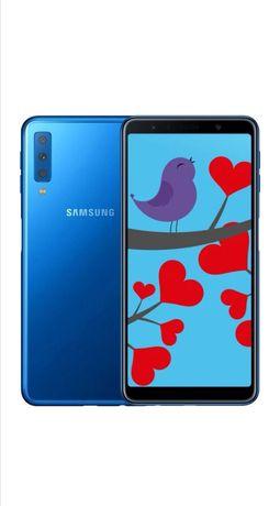 Мобільний телефон Samsung Galaxy A7 2018 4/64GB SM-A750 Blue