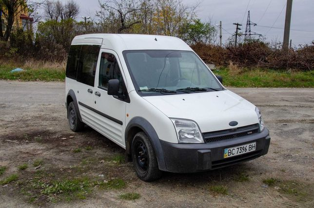 Ford Transit Connect пасс. 2005 довга база