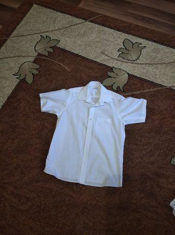 Biała koszula rozm 140