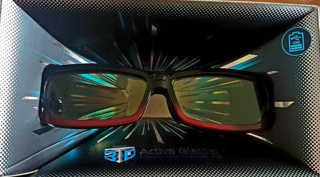 Okulary aktywne Samsung active glasses ssg-2200ar.