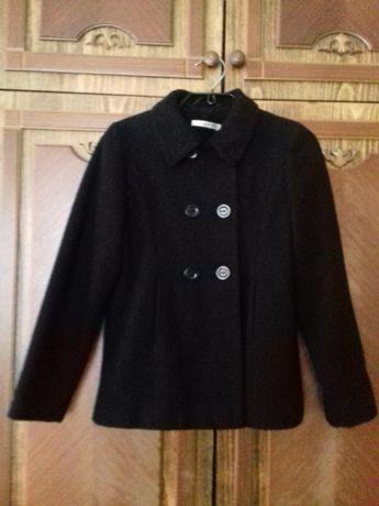пальто для дівчинки, пальтишко на девочку, курточка 9-10 років