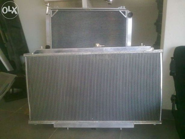 Radiadores de aluminio de grande capacidade para patrol y61 e tambem y
