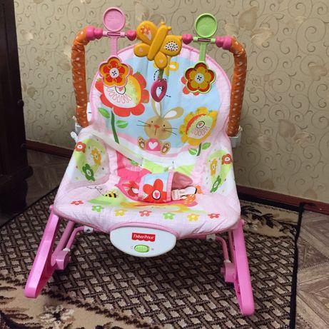 Крісло-качалка Fisher-Price