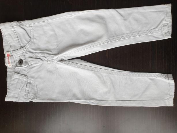Spodnie dziecięce jeans Cool Club Smyk 92