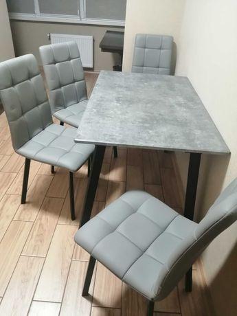 кухонный стол стулья новые кожзам