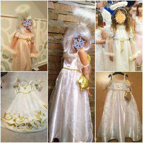 карнавальный костюм карнавальное платье ангела ангелочка