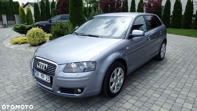 Audi A3 1.4 LIFT Xenon Navigacja Zarejestrowany