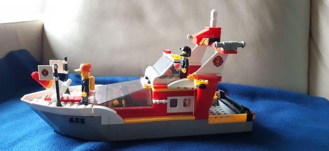 Lego Barco marca brick e fun
