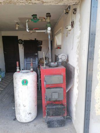 Pompa CO ,  dmuchawa + sterownik