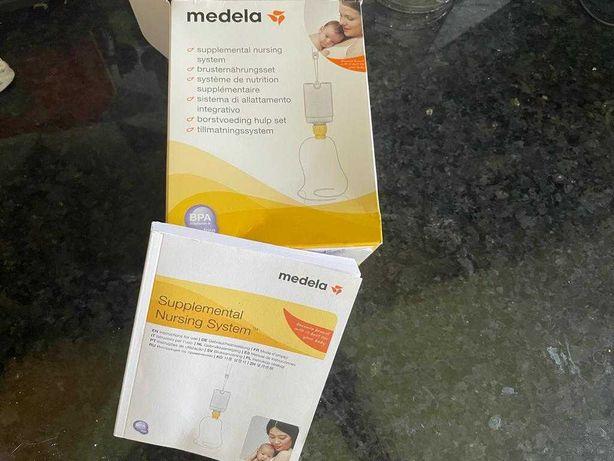 Sistema de nutrição suplementar - Medela