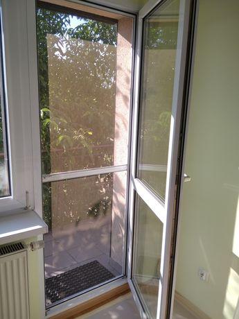 Okno balkonowe PCV