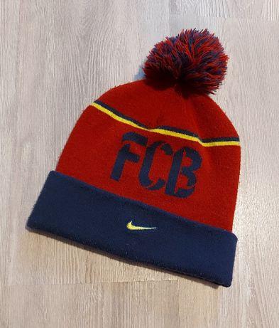 Czapka zimowa Nike FC BARCELONA