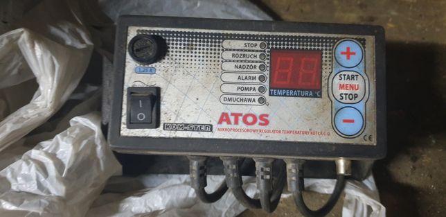 Sterownik ATOS dmuchawy