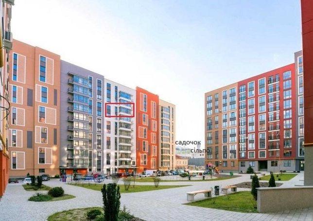Продаж 3-кімнатної квартири у ЖК Семицвіт по вул.Шевченка 60
