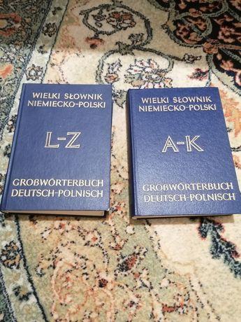 Słownik niemiecko-polski