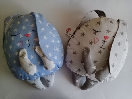 подушка (сплюшка) Зайка
