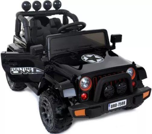 JAREX Samochód elektryczny dla dzieci na akumulator 6v Jeep