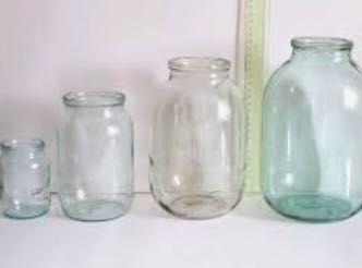 Скляні Банки для закатки 0.5л 1л 3л Банка 0.5л банка 1л банка 3л
