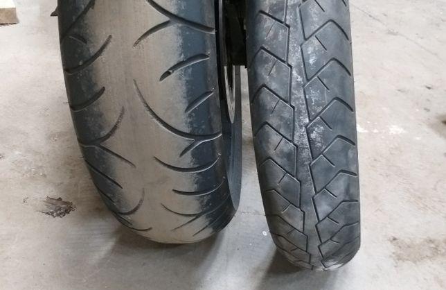 Покрышки  Bridgestone 120/60r17
