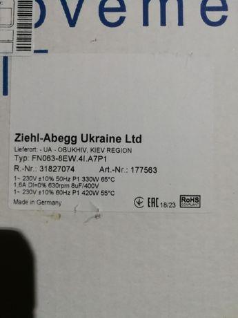 ZIEHL-ABEGG модель FN063-8EW.4I.A7P1
