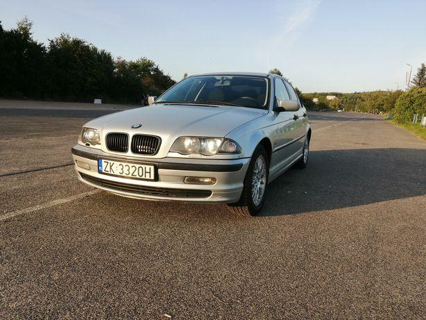 BMW E46 320D 136KM