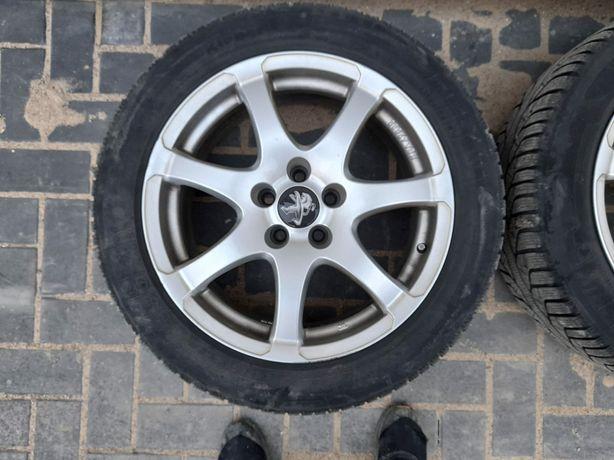 Koła 17 Peugeot 508