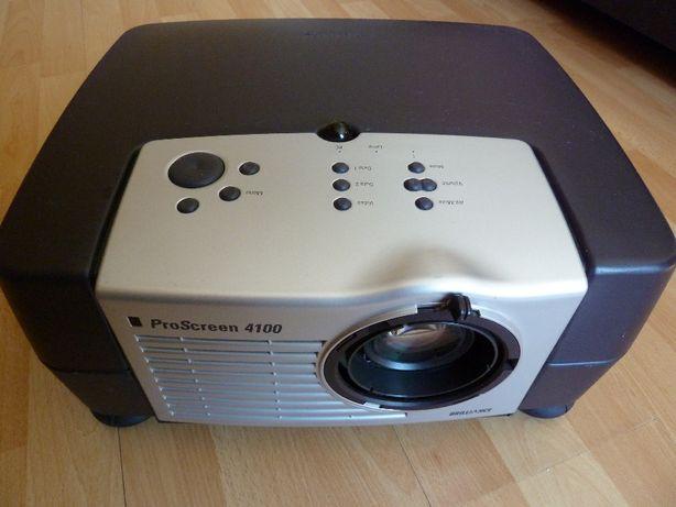 Duży projektor/ rzutnik Philips ProScreen 4100
