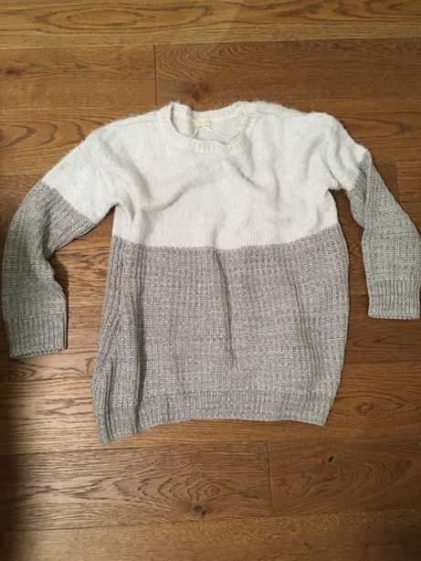 Oversizowy sweter Oysho rozm. S