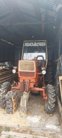 Продам трактор ЮМЗ-6 прицеп 2-ПТС-4 плуг ПЛН