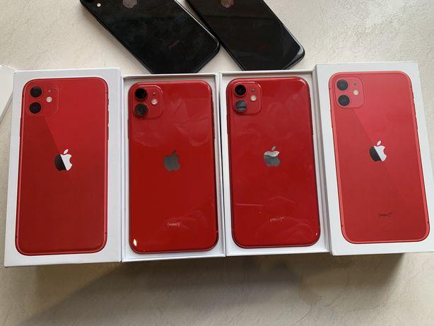 iPhone 11 128GB 7/8/X/XR/XS/11 neverlock (не rsim)
