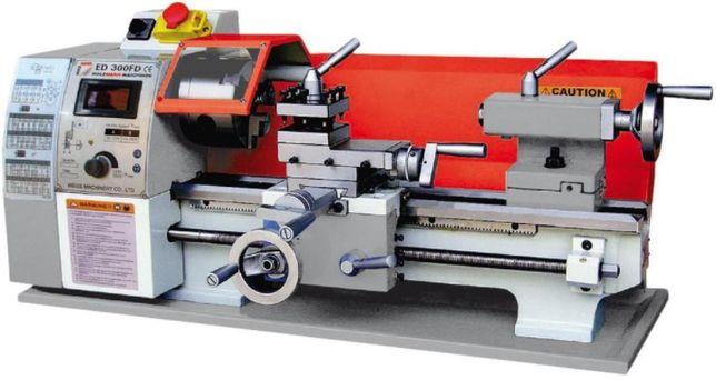 Torno mecânico HOLZMANN ED300FD 300mm entre pontos