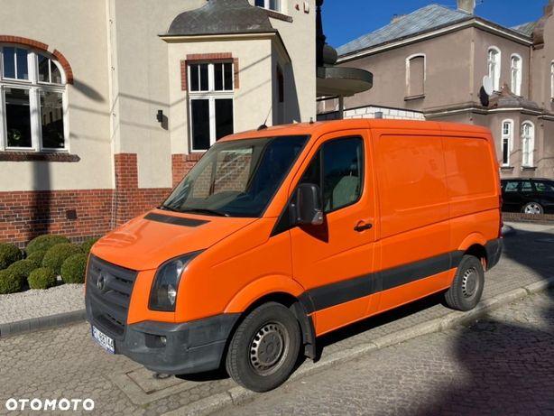 Volkswagen Crafter  Volkswagen Crafter 2.5 tdi 110KM automat