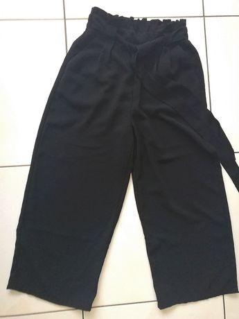 Spodnie kuloty rozmiar 32 szeroka nogawka
