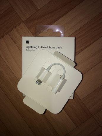 Adapter lightning jack Apple iPhone