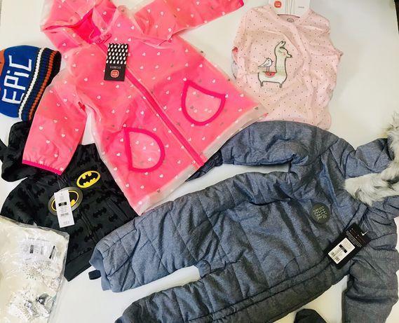 Сток детской одежды оптом Cool Club