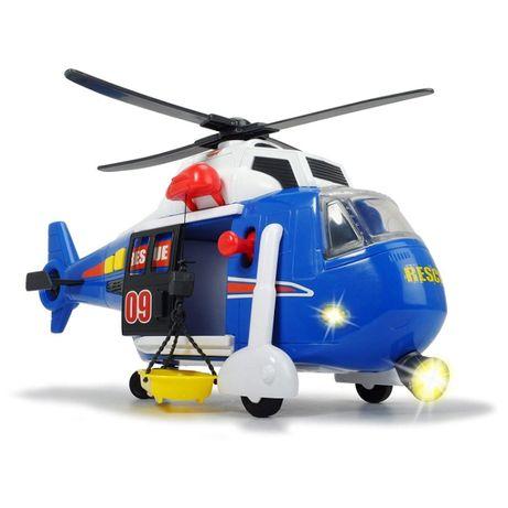 Вертолет интерактивный Speed Dickie 3308356
