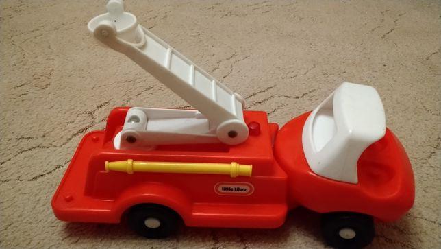 Wóz strażacki Little tikes