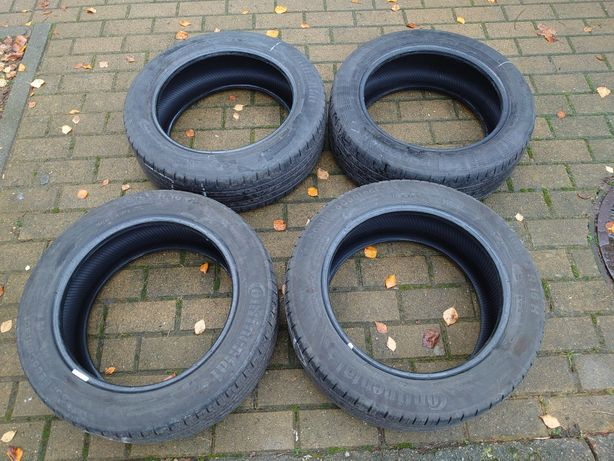 Opony Continental Conti Contact 195/55 R16