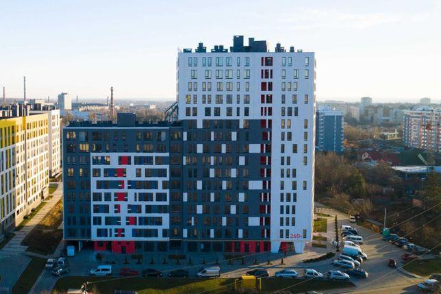 2 кім. квартира зі знижкою 10% у зданій новобудові на Сихові