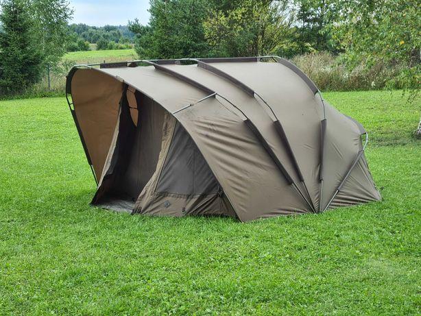 Namiot karpiowy Nash Double Top Mk 4 Two Man+ kapsuła i gruba podłoga