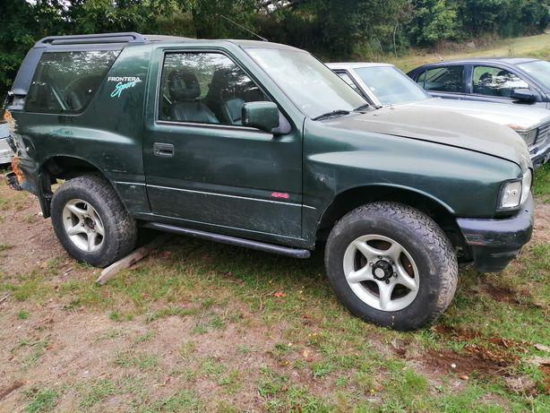 Opel frontera 2.8Tdi