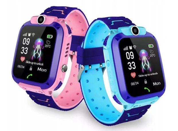 SMARTWATCH zegarek Q12 DLA DZIECI lokalizator GPS /sklep GT-TRADE/