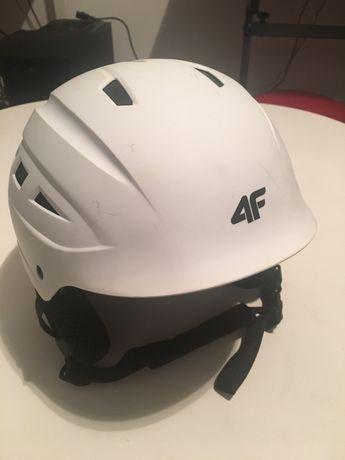Kask narciarski 4F