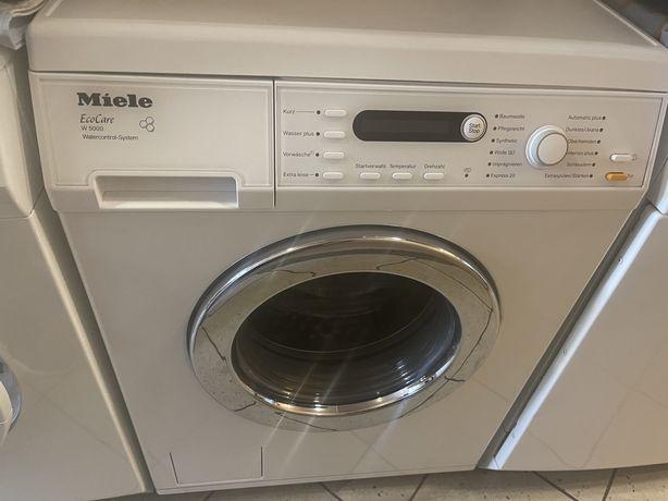 Pralka MIELE W582-W5000 EcoCare 7kg cicha j.polski gwarancja fv dowoz