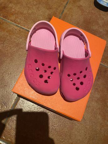 Sapatihas crianca geox skechers crocs