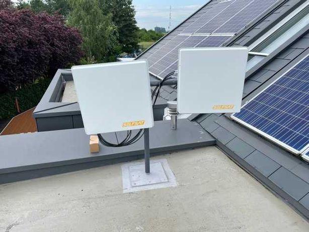 Antena satelitarna panelowa SELFSAT H50D QUAD GWARANCJA