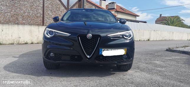 Alfa Romeo Stelvio 2.2 D Super AT8 Q4