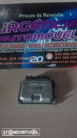 Seat Leon - Centralina motor 0261097193
