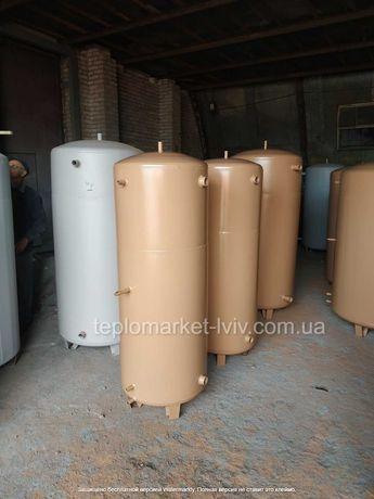 Буферний бак, теплобак, акумулююча ємність, теплоаккумулятор, емкость